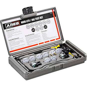 Duokon Auto Car Vehicle Circuit Tester Easy Storage DC 6V 12V 24V Prueba de voltaje de la bombilla L/ápiz Amarillo