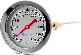 Edelstahl Träume - 500 ° c grado horno leña bimetálico y