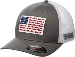 PFG Mesh™ Fish Flag Ball Cap
