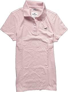Hollister Women's Polo Shirt T Shirt