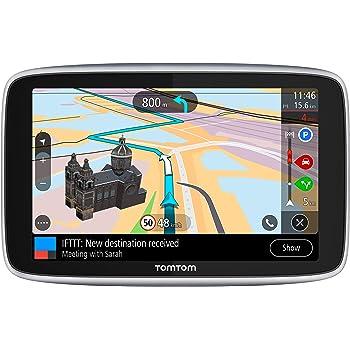 TomTom Go Premium, GPS para coche, 6 pulgadas,con Actualizaciones ...
