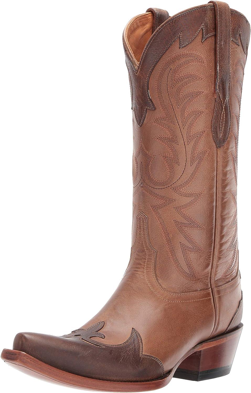 Lucchese Bootmaker Womens Bernadette Western Boot