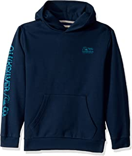 QUIKSILVER Boys' Big Flanklin Sunset Hood Youth