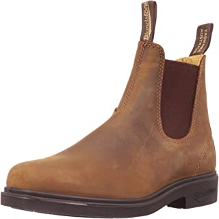 blundstone chisel toe brown