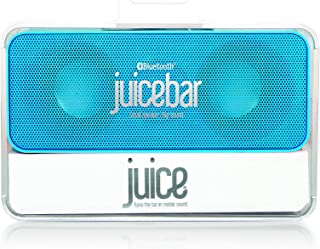 Juice Bar, Bluetooth Speaker, Blue