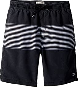 Tribong Layback Boardshorts (Big Kids)