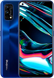 OPPO Realme 7 Pro (8GB+128GB) グローバル版 / 6.4 inch/Dual SIM / 64+8+2+2MP Quad Camera/Google play/日本語対応/SIMフリー (Mirror Blue/ミラ...