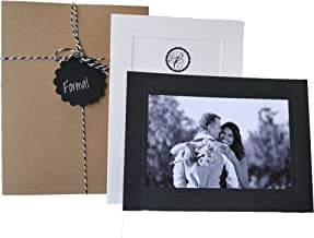 product image for Formal Collection - 4x6 Photo Insert Note Cards - 24 Pack by Plymouth Cards