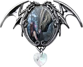 Once Upon a Time Enchanted Cameo Pendant by Anne Stokes