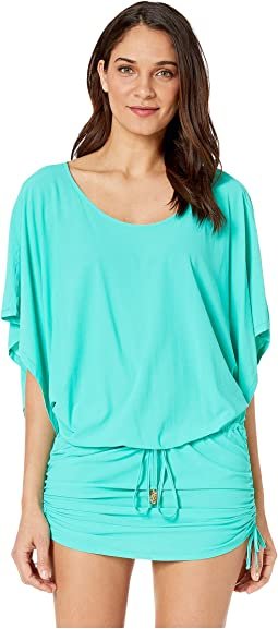 b771373d818c3 Luli fama cosita buena beach wrap vest cover up | Shipped Free at Zappos