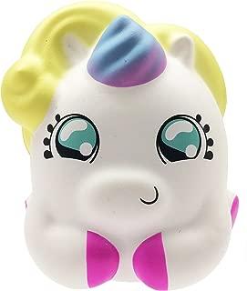 Squish-Dee-Lish Squishies - Slow Rising Unicorn, Soft Jumbo Kids Squishy Toys