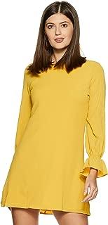 ABOF Synthetic Shift Dress