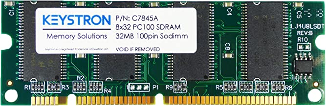 32MB 100pin PC100 Memory Upgrade for HP LaserJet 1300 1320 8000 8100 printer C7845A C4143A C7707A
