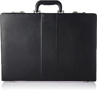 Lorell LLR61614 Expandable Attache Case Black