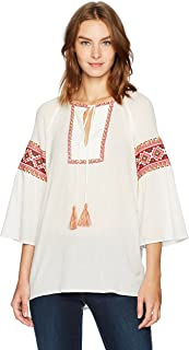 French Connection Womens 72HNJ Adanna Crinkle Top Dress - White