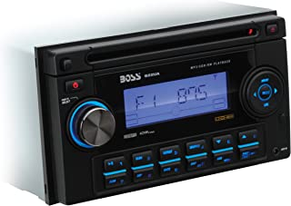 BOSS Audio Systems 822UA Double-DIN MP3 Player Receiver - Discontinued by Manufacturer