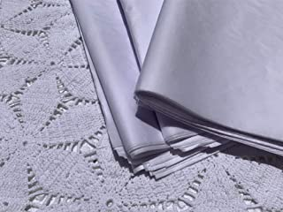 """75 Sheets 24""""x36"""" TheLinenLady's Acid Free Archival Tissue Paper-Unbuffered & Lignin Free ~Protect Your HEIRLOOMS!"""