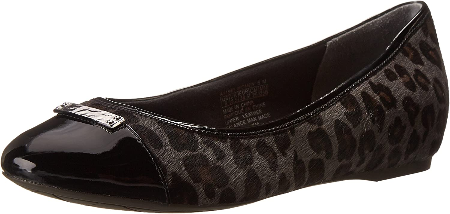 Rockport Women's Total Motion Wedge Ballet Flat