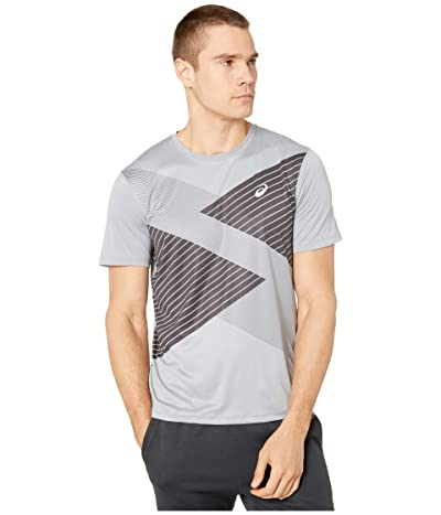 ASICS Tokyo Short Sleeve Top (Sheet Rock/Graphite Grey) Men