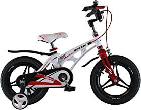Upten Robot Kids Bike for Boys and Girls, 12 14 16 18 inch with Training Wheels,in Multiple Colors