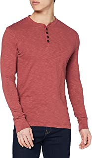 Superdry Men's Legacy Ls Henley Shirt