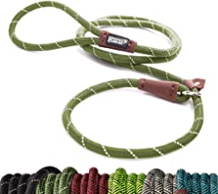 climbing rope dog collar