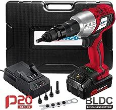 ACDelco P20 series Li-ion 20V BRUSHLESS Rivet Net Tool w/ ETC (1 Battery)