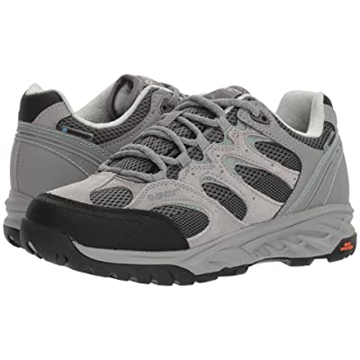 Hi-Tec V-Lite Wildfire Low I Waterproof (Cool Grey/Graphite/Iceberg Green) Women