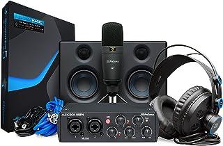 PreSonus AudioBox Studio Ultimate Bundle 25th Anniversary Edition Recording System