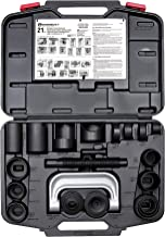Alltrade 648602 Kit 24 Ball Joint and U-joint Service Tool Set