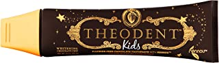 "THEODENT Kids with Rennou®: Whitening Chocolate Chip - Fluoride-Free Toothpaste Rebuilds, Hardens, and Strengthens Your Child's Enamel and Offers a Solution to The""Do Not Swallow"" Dilemma"