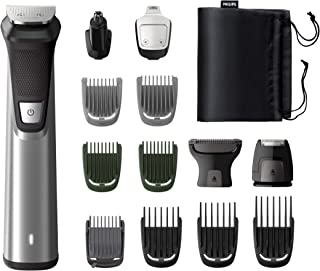 Philips Multigroom Series 7000 - 14 Hulpstukken - Tot 3 uur gebruikstijd - Geschikt voor onder de douche - Precisietrimmer...