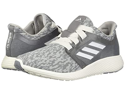 adidas Running Edge Lux 3 (Grey Three/Cloud White/Silver Metallic) Women