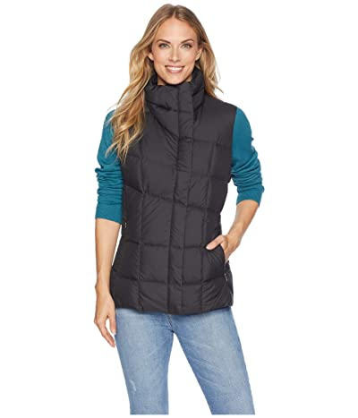NAU Ellipsis Down Vest (Caviar) Women