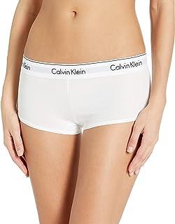 Modern Cotton Boyshort Panty Braguitas Tipo pantalón Corto para Mujer