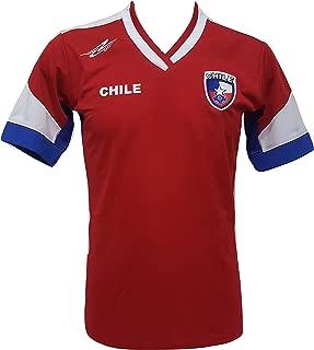 chile jersey copa america