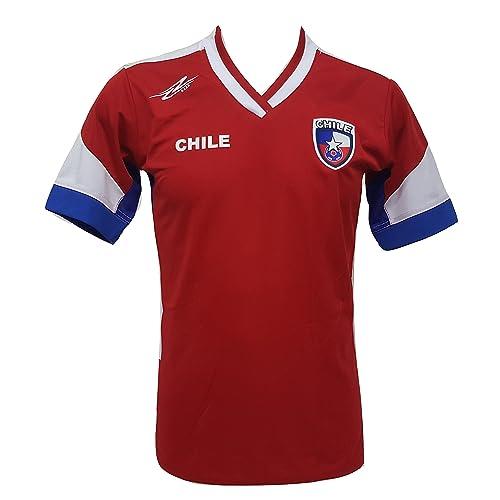 76c5ea526ae Chile Soccer Men's Jersey New Copa America 2016