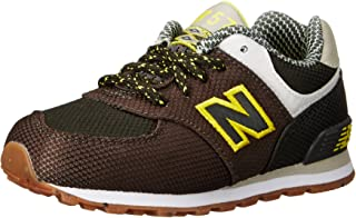 New Balance KL574 Expedition Running Shoe (Infant/Toddler)