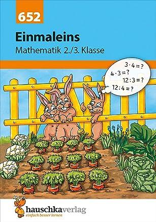 Einaleins atheatik 23 Klasse by Brigitte Schreiber