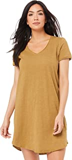 Elm Women's Mary Textured TEE Dress