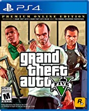 PS4 GRAND THEFT AUTO V [PREMIUM EDITION] (US)