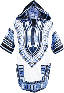 Lofbaz Unisex Traditional African Dashiki Hoodie