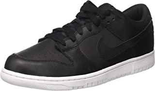 Dunk Low Mens Trainers 904234 Sneakers Shoes (US 7.5, black white 003)