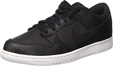 black and white dunks low