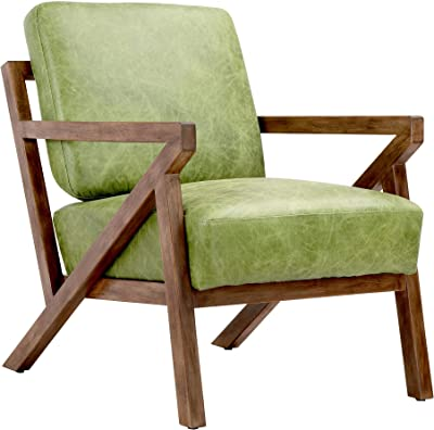Amazon.com: Hebel Anders Mid-Century Accent Chair | Model ...
