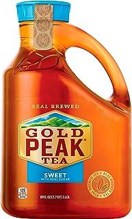 Gold Peak Sweetened Black Iced Tea Drink, 89 fl oz