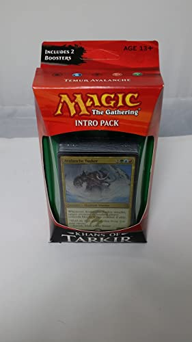MTG – Magic Khans of Tarkir Intro Pack (GRüN) – ENGLISH