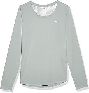 Under Armour Women's UA Whisperlight Mesh Ls T-Shirt
