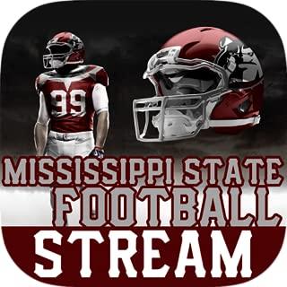 mississippi state football stream