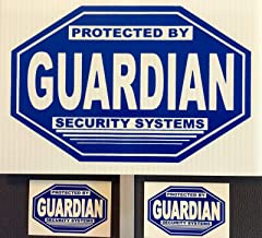 Best guardian security signs Reviews